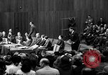 Image of representatives of nations Lake Success New York USA, 1948, second 11 stock footage video 65675070158