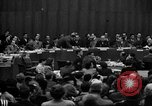 Image of representatives of nations Lake Success New York USA, 1948, second 2 stock footage video 65675070161