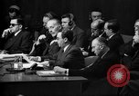 Image of representatives of nations Lake Success New York USA, 1948, second 6 stock footage video 65675070161