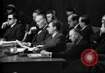 Image of representatives of nations Lake Success New York USA, 1948, second 10 stock footage video 65675070161