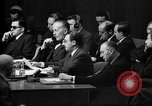 Image of representatives of nations Lake Success New York USA, 1948, second 11 stock footage video 65675070161