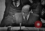 Image of Adlai Stevenson during the Cuban Missile Crisis New York United States USA, 1962, second 13 stock footage video 65675070175
