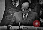 Image of Adlai Stevenson during the Cuban Missile Crisis New York United States USA, 1962, second 14 stock footage video 65675070175