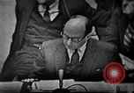 Image of Adlai Stevenson during the Cuban Missile Crisis New York United States USA, 1962, second 15 stock footage video 65675070175