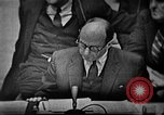 Image of Adlai Stevenson during the Cuban Missile Crisis New York United States USA, 1962, second 18 stock footage video 65675070175