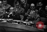 Image of Adlai Stevenson during the Cuban Missile Crisis New York United States USA, 1962, second 20 stock footage video 65675070175