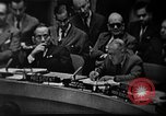 Image of Adlai Stevenson during the Cuban Missile Crisis New York United States USA, 1962, second 21 stock footage video 65675070175