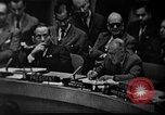 Image of Adlai Stevenson during the Cuban Missile Crisis New York United States USA, 1962, second 23 stock footage video 65675070175