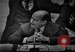 Image of Adlai Stevenson during the Cuban Missile Crisis New York United States USA, 1962, second 24 stock footage video 65675070175