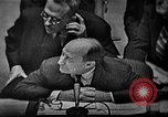 Image of Adlai Stevenson during the Cuban Missile Crisis New York United States USA, 1962, second 26 stock footage video 65675070175