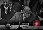 Image of Adlai Stevenson during the Cuban Missile Crisis New York United States USA, 1962, second 29 stock footage video 65675070175