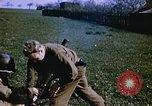 Image of United States mortar team Germany, 1945, second 3 stock footage video 65675070185