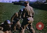 Image of United States mortar team Germany, 1945, second 4 stock footage video 65675070185
