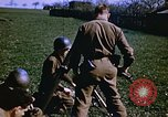 Image of United States mortar team Germany, 1945, second 5 stock footage video 65675070185