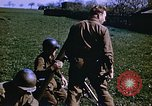 Image of United States mortar team Germany, 1945, second 6 stock footage video 65675070185