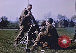 Image of United States mortar team Germany, 1945, second 8 stock footage video 65675070185