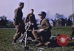 Image of United States mortar team Germany, 1945, second 11 stock footage video 65675070185