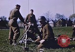Image of United States mortar team Germany, 1945, second 12 stock footage video 65675070185