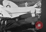 Image of F4D Skyray aircraft Atlantic Ocean, 1954, second 11 stock footage video 65675070188