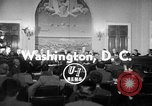 Image of Benjamin Lorber Washington DC USA, 1954, second 3 stock footage video 65675070189