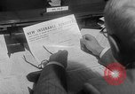 Image of Benjamin Lorber Washington DC USA, 1954, second 6 stock footage video 65675070189
