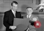 Image of Carl A Spaatz Washington DC USA, 1954, second 9 stock footage video 65675070190