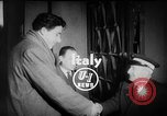 Image of boxer Milo Malagoli Italy, 1954, second 2 stock footage video 65675070192