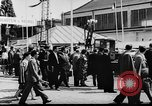 Image of American cars Poznan Poland, 1957, second 11 stock footage video 65675070197