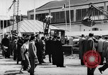 Image of American cars Poznan Poland, 1957, second 12 stock footage video 65675070197