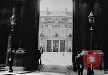 Image of Maurice Bourgès Maunoury Paris France, 1957, second 6 stock footage video 65675070198