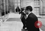 Image of Maurice Bourgès Maunoury Paris France, 1957, second 12 stock footage video 65675070198