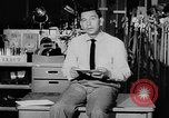 Image of Jack Webb United States USA, 1957, second 9 stock footage video 65675070201