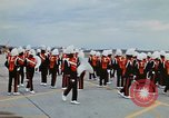 Image of high school band members Washington DC USA, 1973, second 10 stock footage video 65675070204