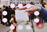 Image of high school band members Washington DC USA, 1973, second 3 stock footage video 65675070210