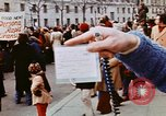 Image of high school band members Washington DC USA, 1973, second 4 stock footage video 65675070210
