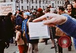Image of high school band members Washington DC USA, 1973, second 6 stock footage video 65675070210