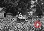 Image of tractor-drawn wagon United States USA, 1919, second 12 stock footage video 65675070231