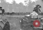 Image of tractor-drawn binder United States USA, 1919, second 12 stock footage video 65675070232