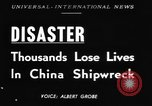 Image of Chinese refugees China, 1948, second 1 stock footage video 65675070236