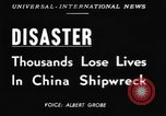 Image of Chinese refugees China, 1948, second 5 stock footage video 65675070236