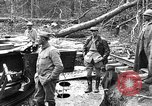 Image of American soldiers Chateau-Thierry France, 1918, second 2 stock footage video 65675070246
