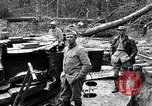 Image of American soldiers Chateau-Thierry France, 1918, second 4 stock footage video 65675070246