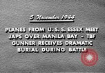 Image of USS Wasp Manila Philippines, 1944, second 10 stock footage video 65675070250
