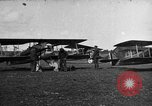 Image of Spad XIII biplane Colombey-les-Belles France, 1918, second 1 stock footage video 65675070254