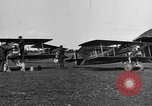 Image of Spad XIII biplane Colombey-les-Belles France, 1918, second 7 stock footage video 65675070254