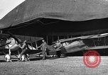 Image of Spad XIII biplane Colombey-les-Belles France, 1918, second 2 stock footage video 65675070255
