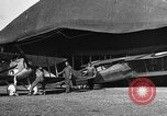 Image of Spad XIII biplane Colombey-les-Belles France, 1918, second 3 stock footage video 65675070255