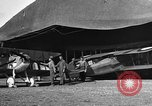 Image of Spad XIII biplane Colombey-les-Belles France, 1918, second 6 stock footage video 65675070255