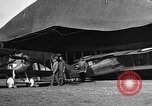 Image of Spad XIII biplane Colombey-les-Belles France, 1918, second 8 stock footage video 65675070255