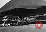 Image of Spad XIII biplane Colombey-les-Belles France, 1918, second 10 stock footage video 65675070255